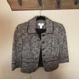 ANN TAYLOR LOFT Tailored Suit Blazer Size 0